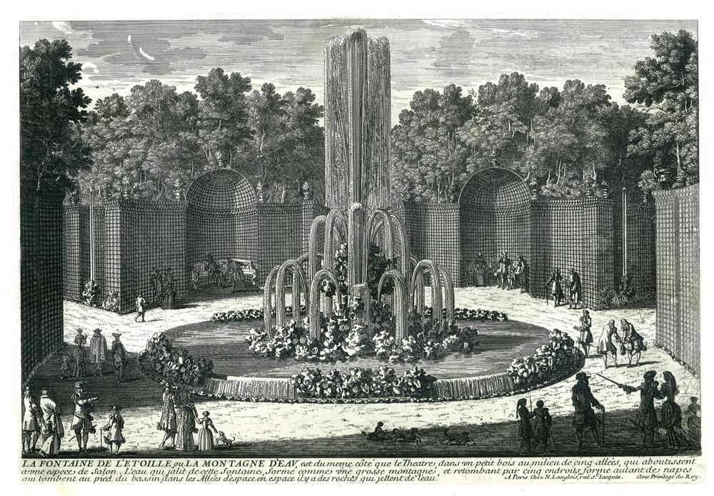 Restauration tricotel l 39 art du treillage depuis 1848 - Mobilier de jardin brabant wallon versailles ...